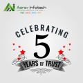 ForPressRelease.com - Aarav Infotech Celebrates Its 5th Anniversary