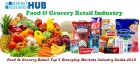 ForPressRelease.com - Food & Grocery Retail Industry of Top 5 Emerging Countries Expected to Grow at a CAGR of 10.7% by 2020