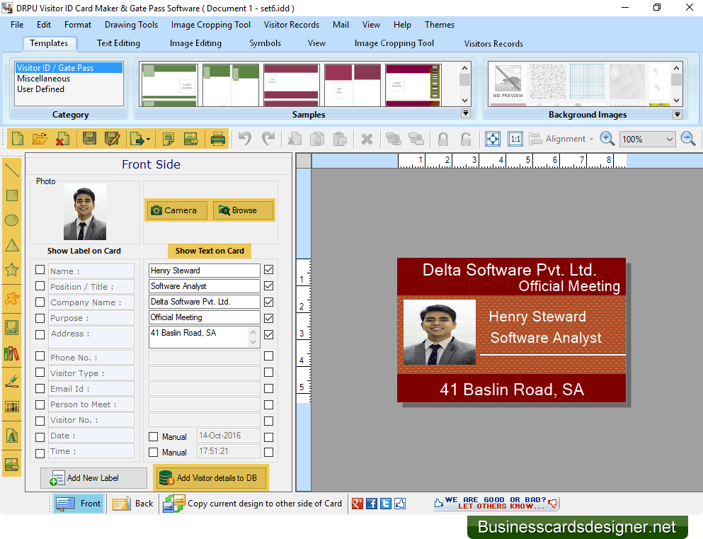 Press - Record Distribution html Online Release For Service