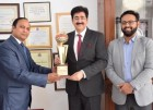 ForPressRelease.com - Sandeep Marwah Honored With Global Peace Ambassador