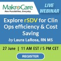 ForPressRelease.com - Webinar on rSDV for Clin Ops efficiency & Cost Saving