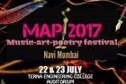 ForPressRelease.com - Navi Mumbai to host city's biggest Music, Art and Poetry Festival (MAP 2017)