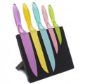 ForPressRelease.com - The Newly Released Product by Keen Edge Home, the Magnetic Knife Set with Clear Color Handles, Proves Popular Among Amazon Shoppers