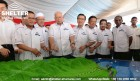 ForPressRelease.com - SHELTER Supplied 40m Tent for Malaysia ECRL Ground Breaking Ceremony