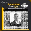"ForPressRelease.com - Ashwani Singla Featured Amongst ""100 Most Important Professionals"" in the Indian Public Relations & Corporate Communications"