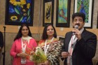 ForPressRelease.com - Painting Exhibition of Vandana Singh Inaugurated at 10th GFFN