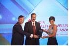 ForPressRelease.com - Mandira Bedi Awarded Health Icon of The Year at 4th Edition of Indian Health and Wellness Summit and Awards 2017
