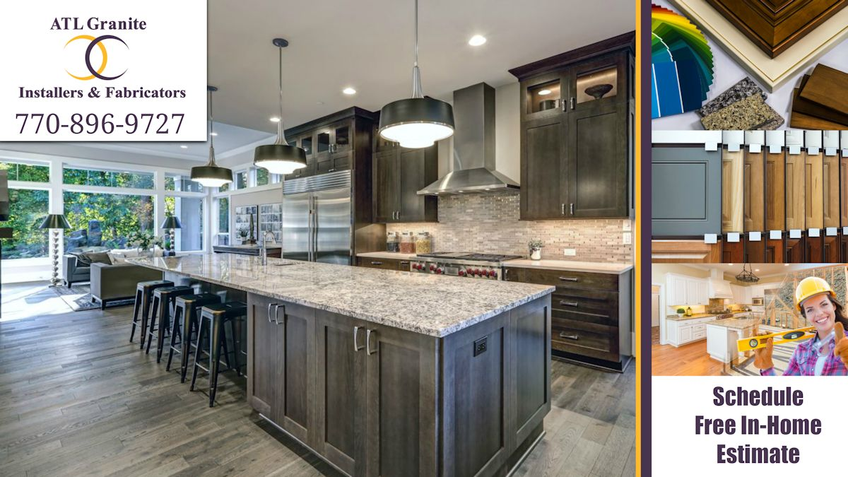 Atl Granite Installers Offers Hundreds Of Brand New Selections