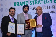 ForPressRelease.com - Edelweiss Financial Services Limited bags 2 prestigious awards at the Indian Brand Convention & BAM Awards 2018