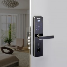 ForPressRelease.com -  4 in 1 Access Fingerprint Security Door Lock launched by Ozone!