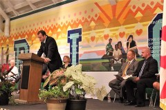 ForPressRelease.com - Brian Coester, CoesterVMS CEO, Speaks at R.I.C.A. Graduation Ceremony