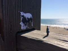 ForPressRelease.com - Miniature Street Art Installations Pop Up Across Los Angeles