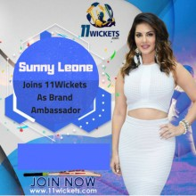 ForPressRelease.com - 11Wickets Announces New Brand Ambassador Sunny Leone