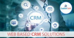 ForPressRelease.com - Customized web based CRM developed by CustomSoft