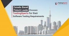 ForPressRelease.com - Canada-Based Fintech Leader Chooses TestingXperts for their Software Testing Requirements