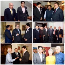 ForPressRelease.com - Sandeep Marwah Part of Peru Exhibition at National Museum