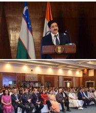 ForPressRelease.com - Sandeep Marwah Invited to Inaugurate Uzbekistan Culture Days In India