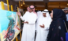 ForPressRelease.com - Artplus Gallery Organises Creative Visions Joint Art Exhibition at Royal Central Hotel The Palm