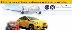 ForPressRelease.com - Euron transfer launches Antalya Airport Transfer