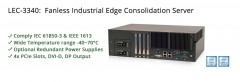 ForPressRelease.com - Lanner Introduces VM-Ready Edge Consolidation Server LEC-3340 to Echo Industry 4.0