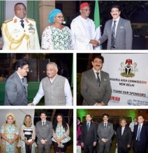 ForPressRelease.com - Sandeep Marwah Special Guest On National Day of Nigeria