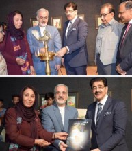 ForPressRelease.com - Exhibition of Paintings by Iranian Painter at Marwah Studios