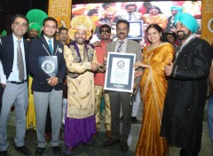 ForPressRelease.com - Guinness World Record for Largest 'Bhangra' Dance established at LPU