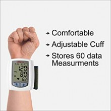 ForPressRelease.com - SantaMedical New Wrist Blood Pressure Monitor Looking like a Smart Watch