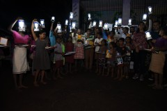 ForPressRelease.com - #GiftOfLight Lights up more than 100 homes by distributing solar-powered lamps
