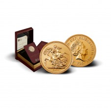 ForPressRelease.com - MMTC PAMP presents Indian Soverign Gold Coin Ginni, manufactured with approval from Royal Mint