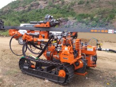 ForPressRelease.com - Mindrill Launches Its New Lightweight Design CD100 Crawler Drill to ease both DTH & Drifter Drilling