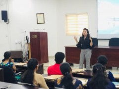 ForPressRelease.com - Criminal Psychologist Anuja Kapur attended Youth Leadership Workshop at XIME Kochi