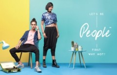 ForPressRelease.com - Aditya Birla Fashion and Retail's fast fashion brand 'PEOPLE' launches its unique campaign  '#LetsBePeopleFirst'