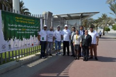 ForPressRelease.com - Millennium Airport Hotel Dubai Supports Can Collection Drive Organised by Emirates Environmental Group