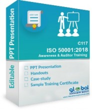 ForPressRelease.com - Global Manager Group has Released Updated ISO 50001:2018 Auditor Training Presentation Kit