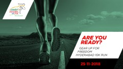 ForPressRelease.com - Freedom healthy oil primary partners of Hyderabad 10K Run