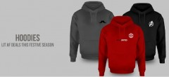 ForPressRelease.com - Baefikre Unveils Its New Hoodies for Men