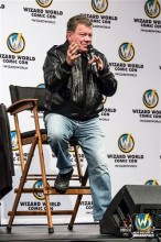 ForPressRelease.com - Shatner, 'Supernatural' Q&A's, Cosplay, Creative Panels Head Programming At Wizard World Madison