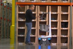 ForPressRelease.com - GreyOrange's Automated Warehouse Robots are programmed for effectuating warehouse streamlining
