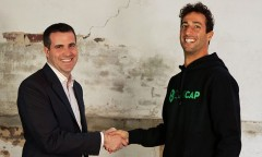 ForPressRelease.com - Daniel Ricciardo becomes EightCap Official Ambassador