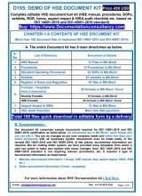 ForPressRelease.com - IMS Documents for ISO 9001, ISO 14001 and ISO 45001 Integration Launched to Sell Online