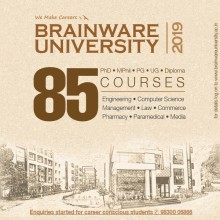 ForPressRelease.com - Brainware University, Kolkata introduces 85 UG, PG and PhD courses.