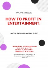 ForPressRelease.com - Entertainment Industry CEO Yolanda Nollie Releases Breakthrough New Book on Social Media Branding