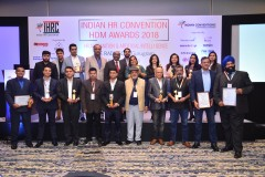 ForPressRelease.com - Winners of HDM Awards at Indian HR Convention 2018