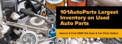ForPressRelease.com - Premium Car Owner Selling Old Auto Parts Directly On 101AutoParts