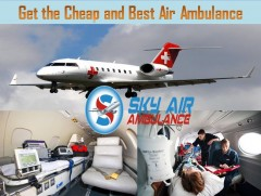 ForPressRelease.com - Sky Air Ambulance launches Affordable Air ambulance Services in Bhubaneswar and Varanasi from New Year