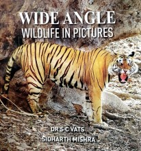 ForPressRelease.com - FM Jaitley to release Dr SC Vats' book 'Wide Angle: Wildlife in Pictures'