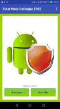ForPressRelease.com - Total Antivirus Defender FREE for Android: the popular app to protect your smartphone and tablet against virus and malware has been updated to 2.4.9.