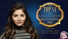 ForPressRelease.com - MY FM brings Top 51 chartbusters with Kanika Kapoor