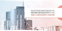 ForPressRelease.com - Sales Rain Ends 2018 with New Procurement in Bonifacio Global City